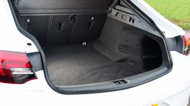 Vauxhall Insignia hatchback boot