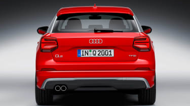 Quattro four-wheel drive is only available with the 2.0-litre diesel engine