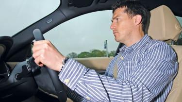 BMW 3 Series Gran Turismo driving