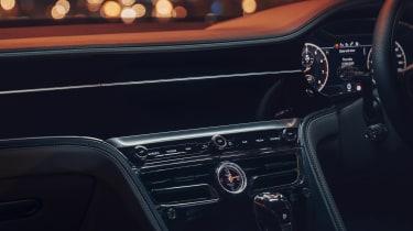 Bentley Continental Flying Spur saloon fascia
