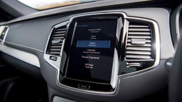 Volvo XC90 Recharge hybrid information