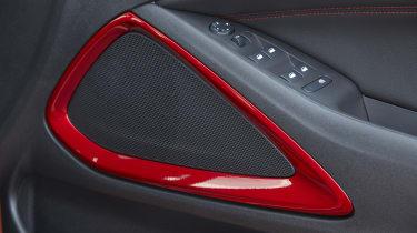 2021 Vauxhall Crossland SUV - interior door cards
