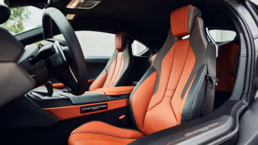 2019 BMW i8 Ultimate Sophisto Edition - interior seating