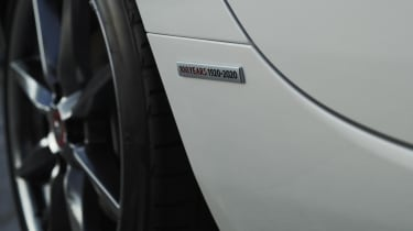 Mazda MX-5 100th Anniversary badge