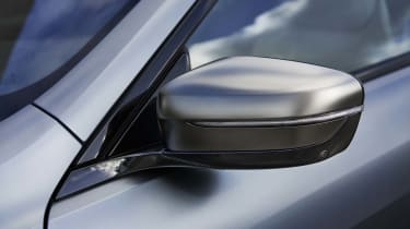BMW 8 Series Gran Coupe - wing mirror close up