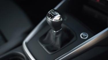 Audi A3 Sportback hatchback gearlever