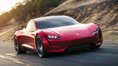 The Tesla Roadster is likely to be the fastest car in the world when it goes on sale in 2020