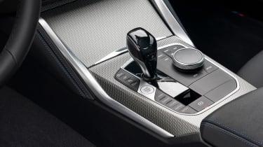 2021 BMW 2 Series Coupe - centre console
