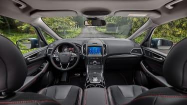 2019 Ford S-Max - interior