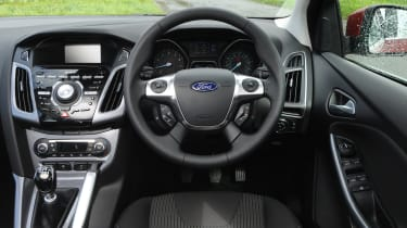 Ford Focus - interior