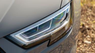 Audi RS3 headlights