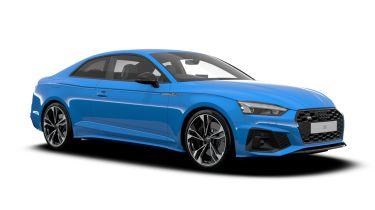 Audi S5 Coupe Black Edition