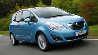 Vauxhall Meriva MPV 2013 new car deals