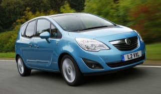 Vauxhall Meriva MPV 2013 new car deals
