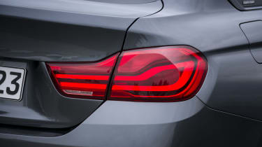 BMW 4 Series Gran Coupe rear lights