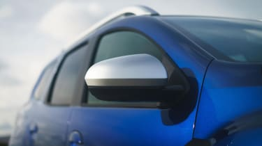 Dacia Duster Prestige door mirror cap