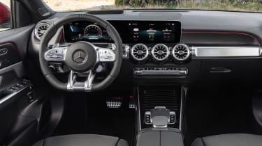2020 Mercedes-AMG GLB 35 - interior