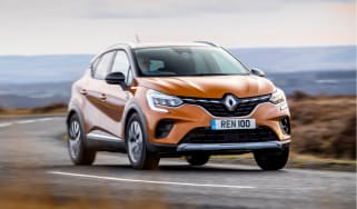 Best Small SUVS - Renault Captur