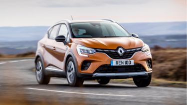 Best Small SUVS - Renault Captur