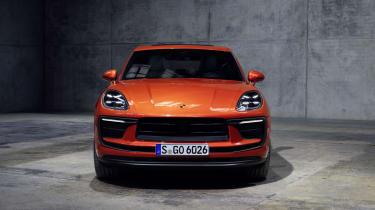 2021 Porsche Macan S - front static