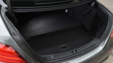 The boot is far smaller than other E-Class saloon models, though – 400-litres rather than 540 litres.