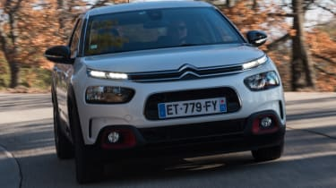 The 108bhp 1.2-litre PureTech petrol is our pick paired with the Feel equipment level
