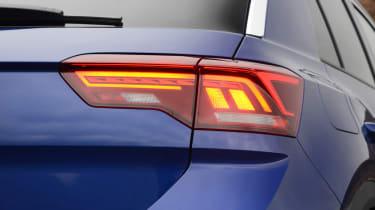 Volkswagen T-Roc R tail-light