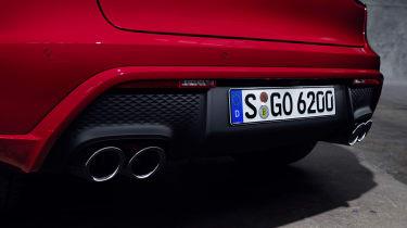 2021 Porsche Macan GTS - rear detail