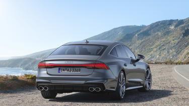 Audi S7 Sportback - rear