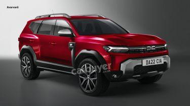 2022 Dacia Bigster