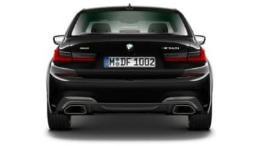 BMW 3 Series 2019 press rear