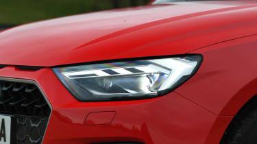 Audi A1 2019 headlight