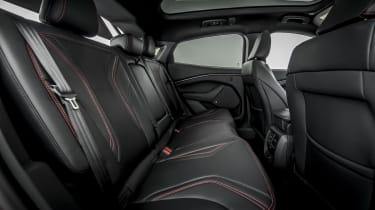 Ford Mustang Mach-E rear seats