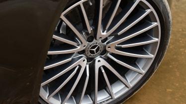 Mercedes S-Class saloon alloy wheels