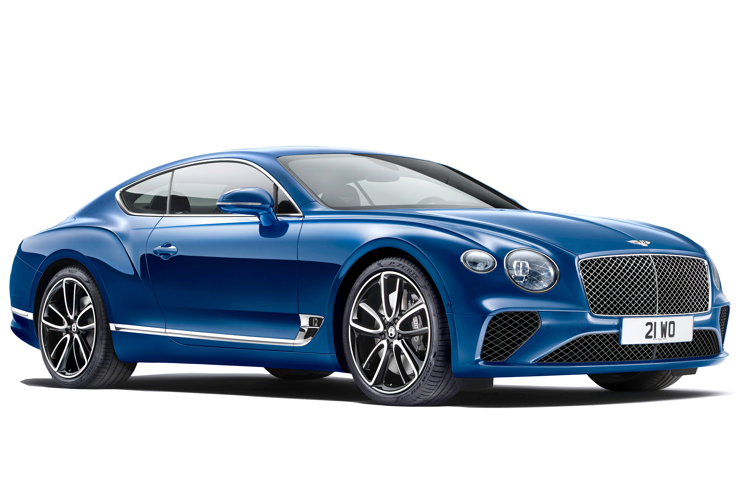 Bentley Continental Gt Coupe Mpg Running Costs Co2 2020 Review Carbuyer