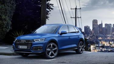 Audi PHEV Q5 front