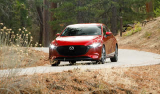 Mazda3 front action