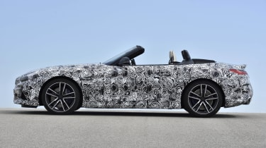 The top-spec Z4 will be badged the M40i.