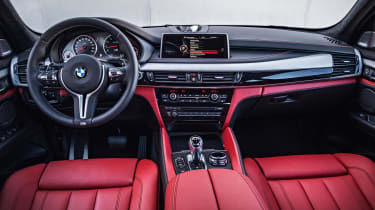 The infotainment system is controlled with the intuitive iDrive system and offers connected services