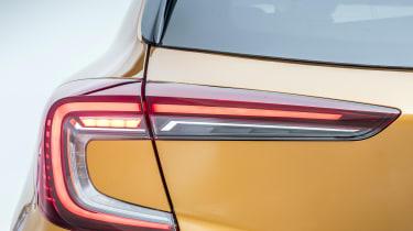 2020 Renault Captur - close up rear light