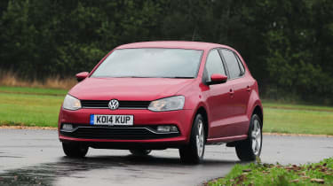 Volkswagen Polo - Best Small Car