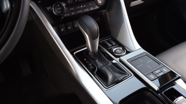Petrol models have a CVT automatic gearbox when four-wheel drive is fitted