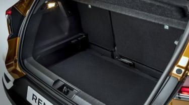 2020 Renault Captur - boot floor