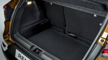 2020 Renault Captur - boot floor