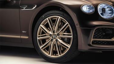 Bentley Flying Spur Odyssean Edition - alloy wheels