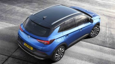 No firm engine details have been announced, but expect Peugeot & Citroen's turbocharged 1.2 and 1.6-litre petrols to feature