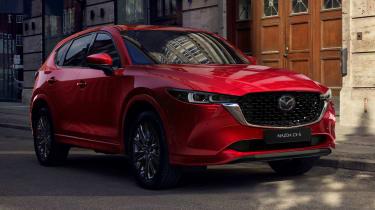 2022 Mazda CX-5 GT Sport