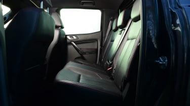 Ford Ranger Thunder - rear seats