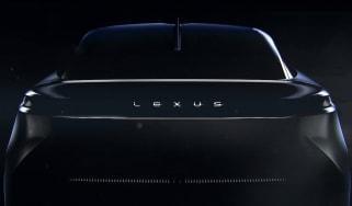Lexus SUV teaser