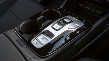 Hyundai Tucson SUV centre console